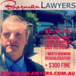 Caloundra DUI & Drink Driving Lawyers on Low Range Offence