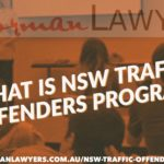 What Is the NSW Traffic Offenders Program?